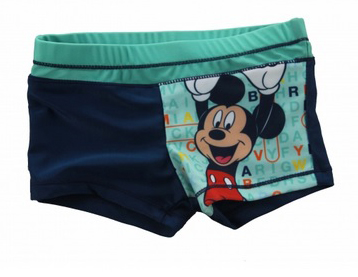 Boy short bathing suits maker