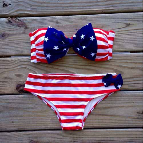 USA Flag Swimsuits by popular demand!